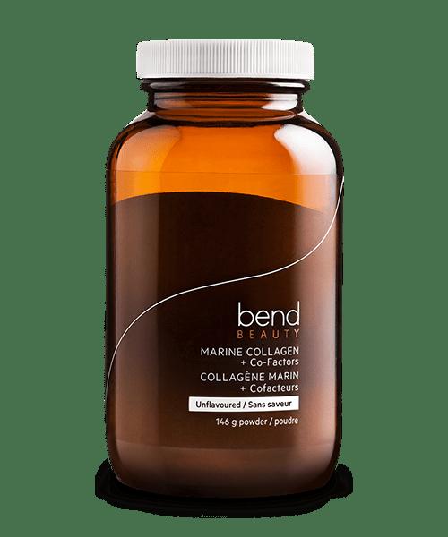 Bend MARINE COLLAGEN + CO-FACTORS – POWDER Unflavored 1