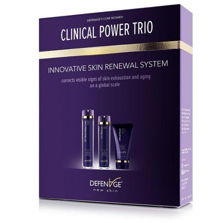 DefenAge Clinical Power Trio 3