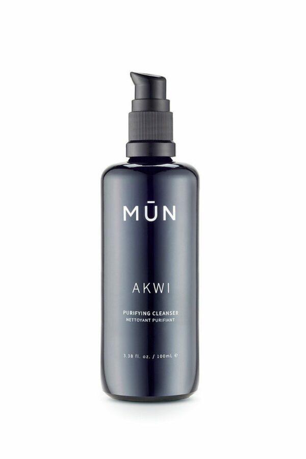 Mūn Akwi Purifying Cleanser 3