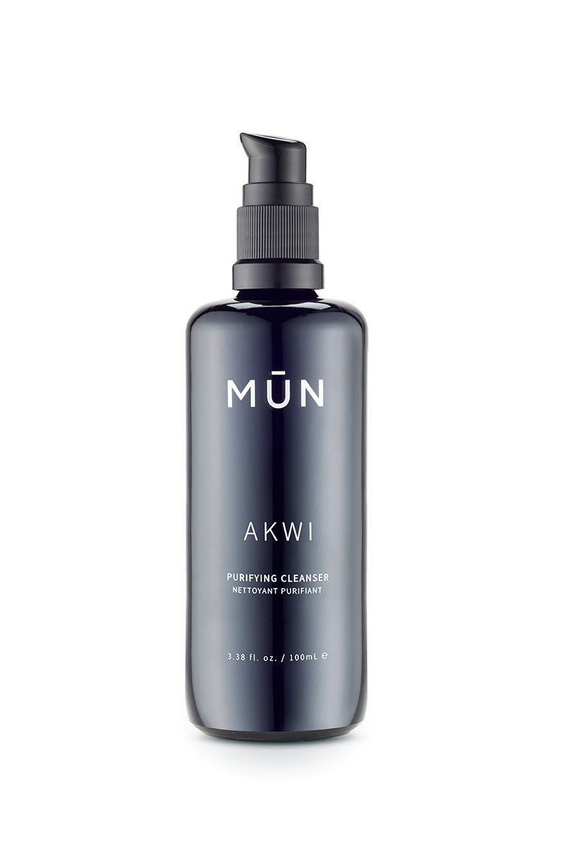 Mūn Akwi Purifying Cleanser 3
