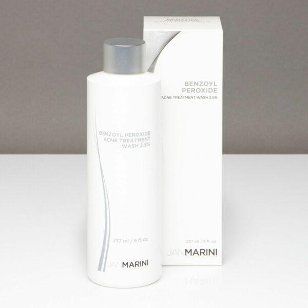 Jan Marini Benzoyl Peroxide 2.5% Acne Treatment Wash 3