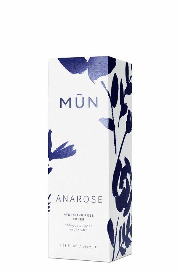 Mun Anarose Hydrating Rose Toner 2