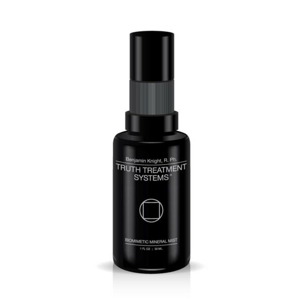 Truth treatment systems Biomimetic Mineral Mist 1